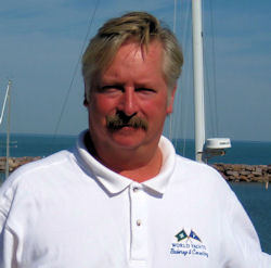 Meet Eric Jones, Milwaukee yacht broker and owner of World Yachts