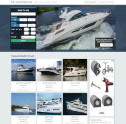 Search World Yachts' Complete listings of Milwaukee used boats for sale