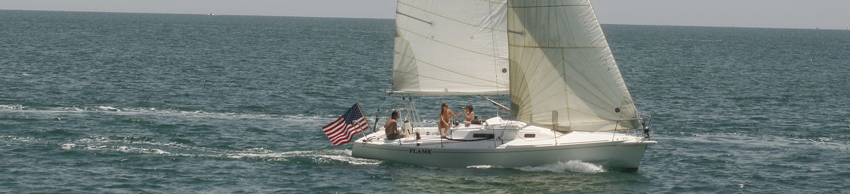 Milwaukee used sailboat sales